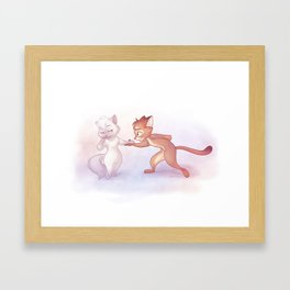 Charmed Framed Art Print