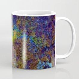 Acid Abstract Pattern (Color) Coffee Mug