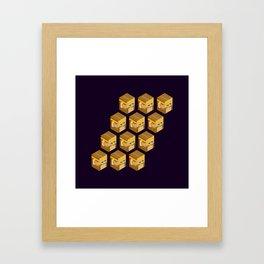 Wukong Clones Framed Art Print