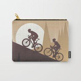 Roadbike Sunset Climbing Carry-All Pouch