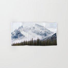 Adventure Mountain Hand & Bath Towel