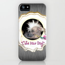 Gentle Giants Rescue and Adoptions iPhone Case
