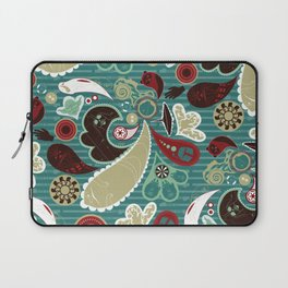 A Long Time Ago In A Paisley Far Far Away Laptop Sleeve