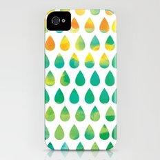 Monsoon Rain iPhone (4, 4s) Slim Case