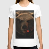 starcraft T-shirts featuring Smoking Bear by Rookzer0