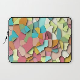 mosaic chaos Laptop Sleeve