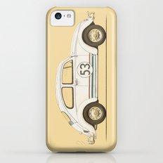 Famous Car #4 - VW Beetle Slim Case iPhone 5c