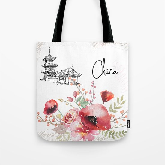 Flowers bouquet #29 Tote Bag