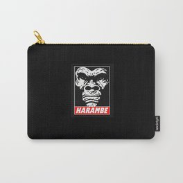 HARAMBE WILL RISE AGAIN Carry-All Pouch
