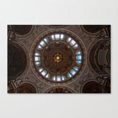 Berliner Dome Canvas Print