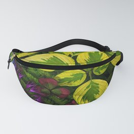 Welcome To The Jungle Fanny Pack
