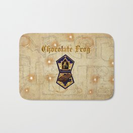Chocolate Frog Bath Mat