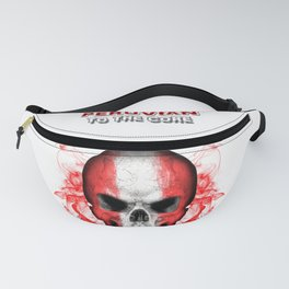 To The Core Collection: Peru Fanny Pack