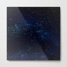space 38 Metal Print