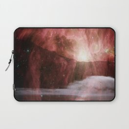 Fire in the Sky V Laptop Sleeve