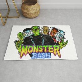 Monster Bash Rug
