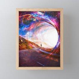 Beginning of the End Framed Mini Art Print