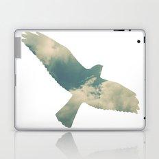 Cloud Bird Laptop & iPad Skin