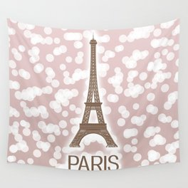 Paris: City of Light, Eiffel Tower Wall Tapestry