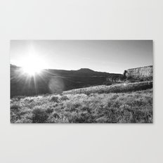 Chasing Daylight 2.0 Canvas Print