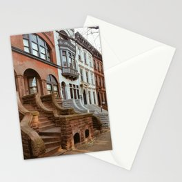 Park Slope Brownstones Stationery Cards