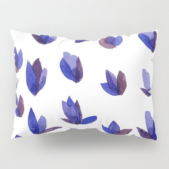 Read My Tulips Pillow Sham