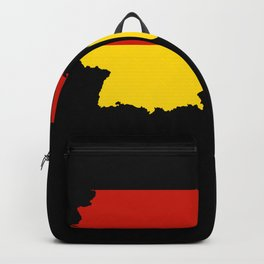 Day of German Unity October 3rd, 1990 Backpack