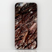 thrones iPhone & iPod Skins featuring A world of prospects such as reincarnation, and incarnation of Thrones or Ophanim in Earth bodies. by Stefan W. Figiel