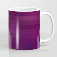 Re-Created Colored Squares No. 37 by Robert S. Lee Mug
