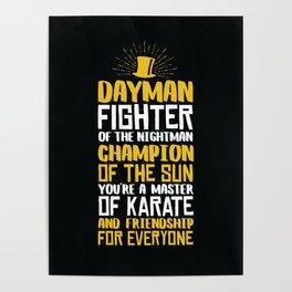 DAYMAN! Poster
