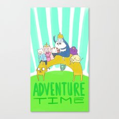 Time to Adventure! Canvas Print