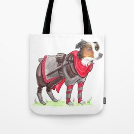 DogDays19 Thor Tote Bag