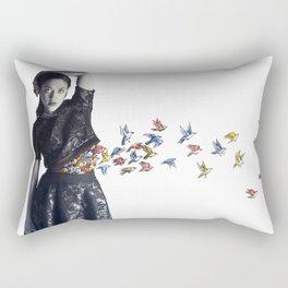 Untitled IV Rectangular Pillow