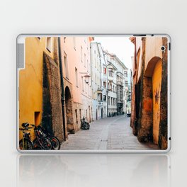 Streets of Innsbruck Laptop & iPad Skin