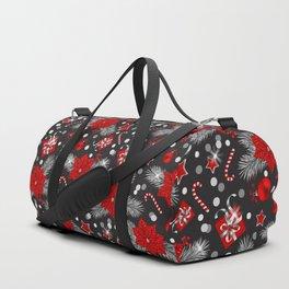 Christmas decoration pattern design Duffle Bag