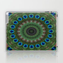 Peacock Abstract Laptop & iPad Skin