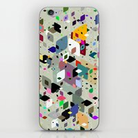 breaking iPhone & iPod Skins featuring Breaking Free by Angelo Cerantola