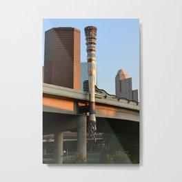 Buffalo Bayou Houston Metal Print