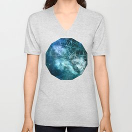 ε Aquarii Unisex V-Neck