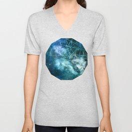 ε Aquarii Unisex V-Neck