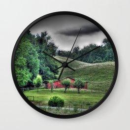 The Old Farm Wall Clock