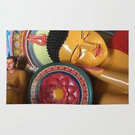 Sleeping Buddha Rug