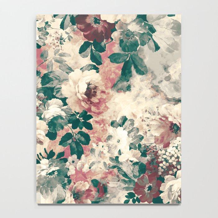 Quiet Garden Movement Notebook