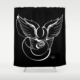 AngeloDiabolico G - Take 2 Shower Curtain