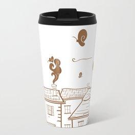 Butterflies'home Travel Mug
