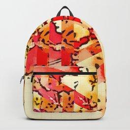 gypsophila abstract Backpack