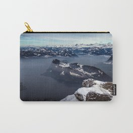 Lake Lucerne & the Alps Carry-All Pouch