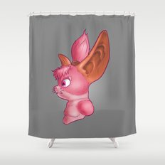 Chua Bust Shower Curtain
