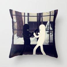 a r m o n i a i n t e r r o t t a Throw Pillow