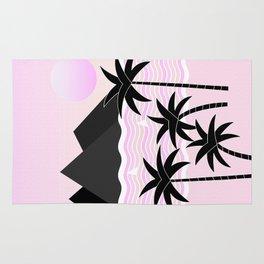 Hello Islands - Pink Skies Rug